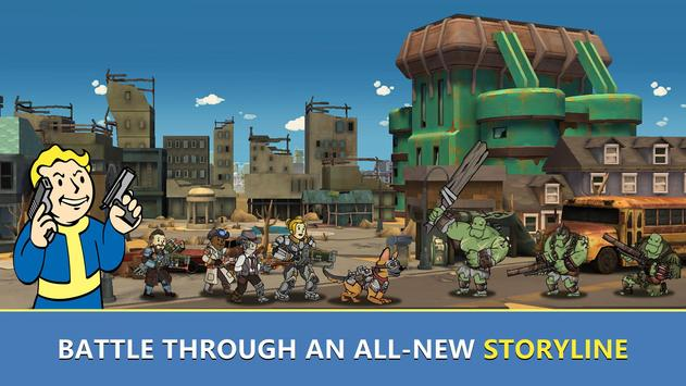 Fallout Shelter Online screenshot 1