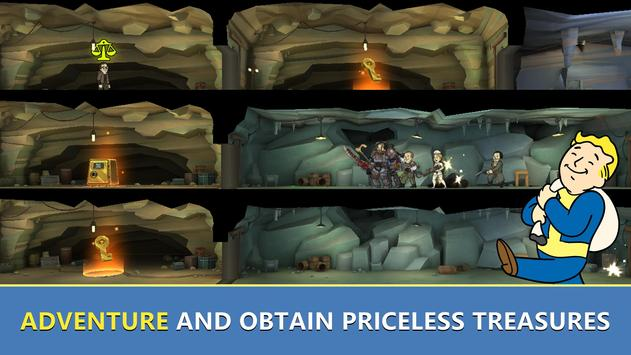 Fallout Shelter Online screenshot 4