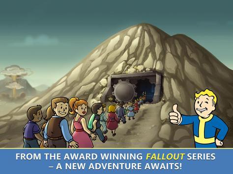 Fallout Shelter Online ảnh chụp màn hình 8