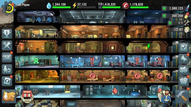 Fallout Shelter Online ảnh chụp màn hình 7