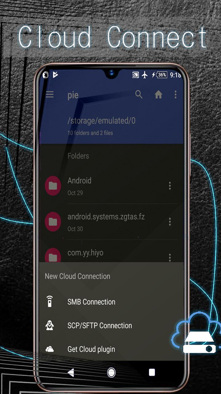 Pie File Manager : root for Android - APK Download