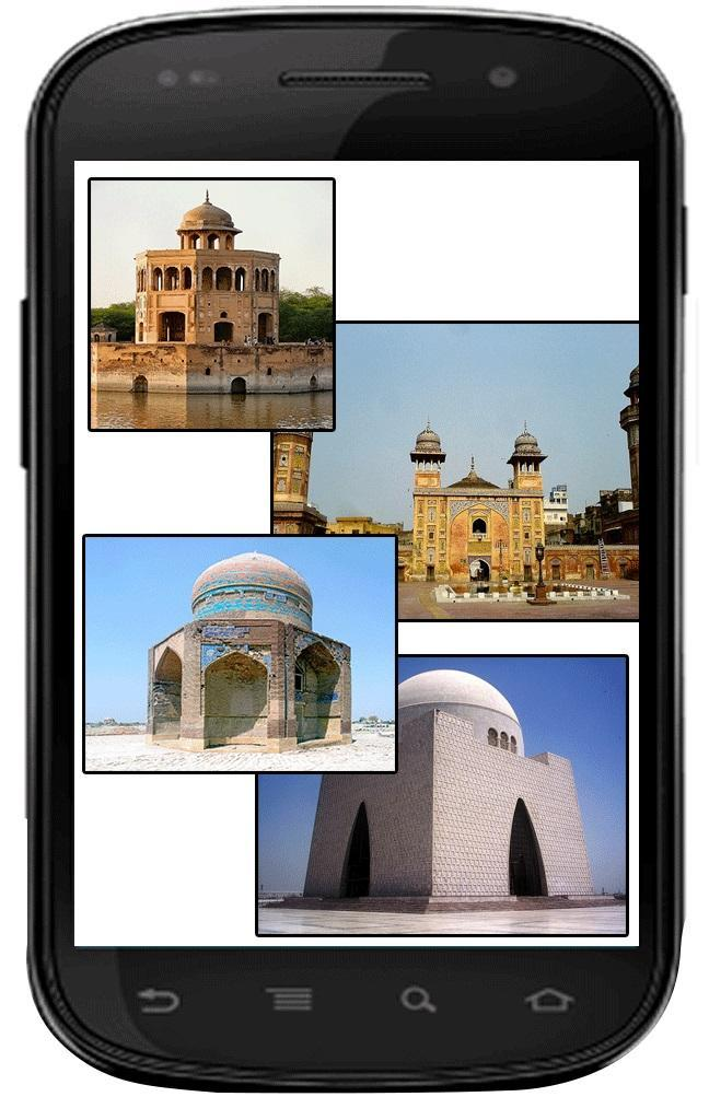 Pakistan Historical Places