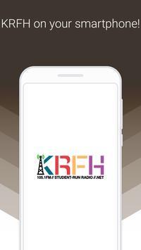 KRFH poster