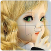 Cute Dolls Jigsaw And Slide Puzzle Game icône