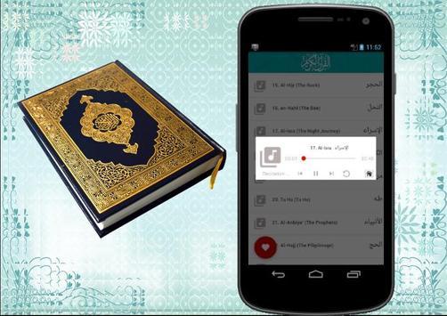 المنشاوي قران كامل بدون انترنت Menshawy Holy Quran imagem de tela 3