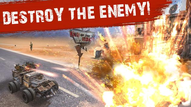 Crossout poster
