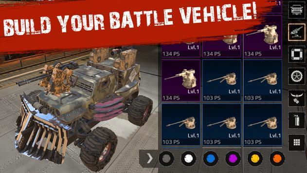Mad Driver скриншот 2