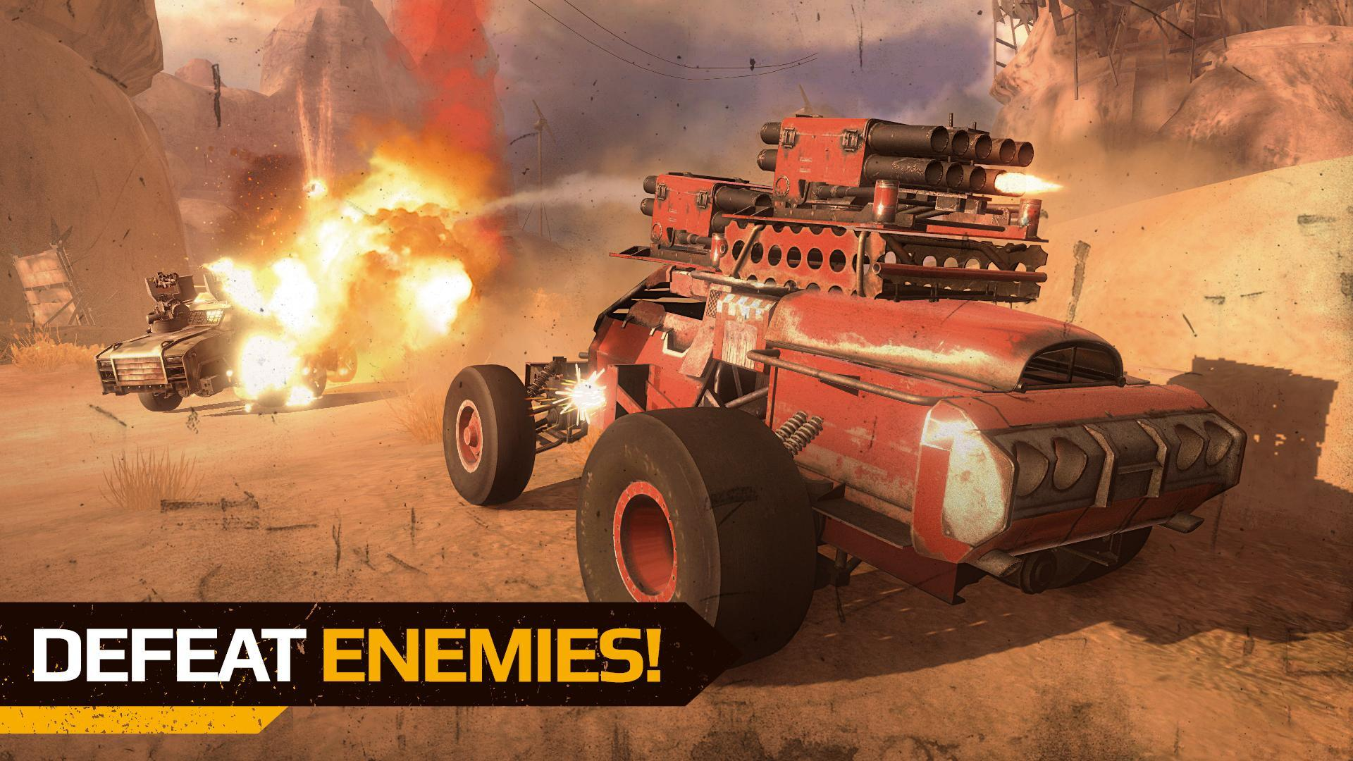 Crossout for Android - APK Download