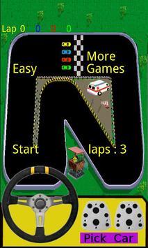 Nano Racers Turbo poster