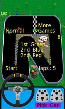 Nano Racers Turbo screenshot 2