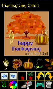 Thanksgiving Cards screenshot 10