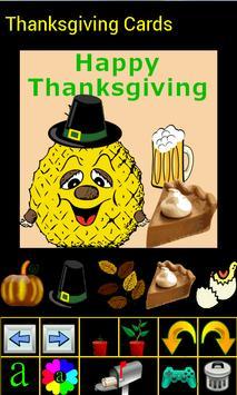 Thanksgiving Cards screenshot 13