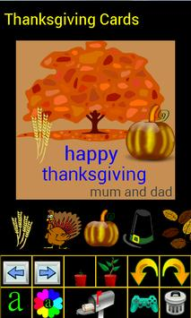 Thanksgiving Cards screenshot 1