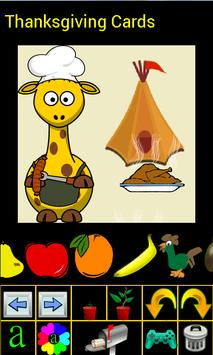 Thanksgiving Cards screenshot 20