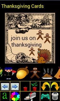 Thanksgiving Cards screenshot 3