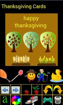 Thanksgiving Cards screenshot 4