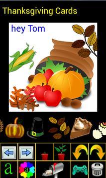 Thanksgiving Cards screenshot 5
