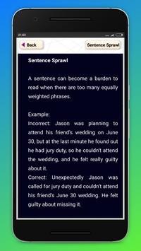 Common Mistakes in English Grammar screenshot 2