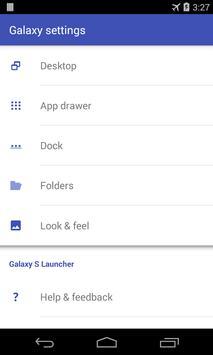 S Launcher for Galaxy TouchWiz screenshot 2