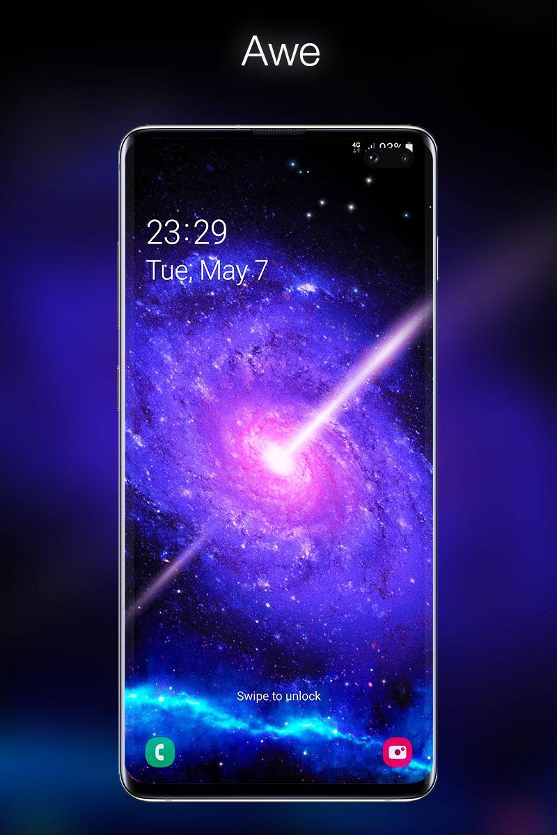 Galaxy Live Wallpaper for Android - APK Download