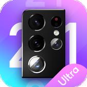 S21 Ultra Camera - Galaxy Camera Original-icoon