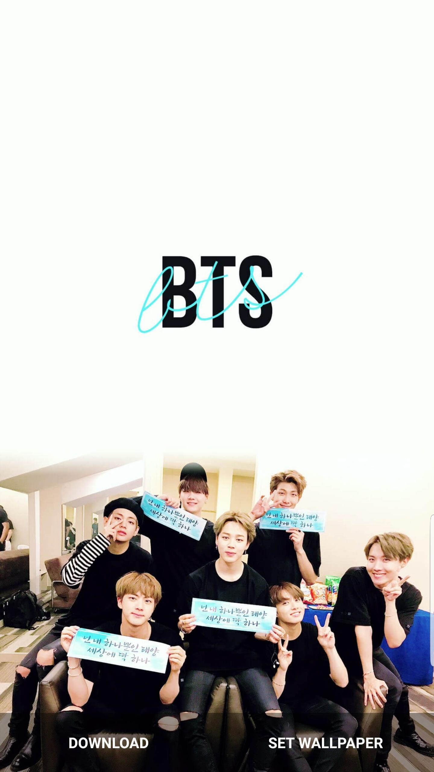 BTS Wallpapers HD for Android - APK Download
