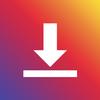 Видео загрузчик для Instagram иконка