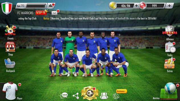 Football Master 2020 تصوير الشاشة 5