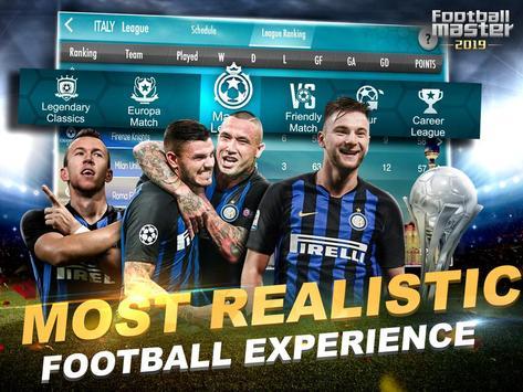 Football Master 2019 screenshot 14