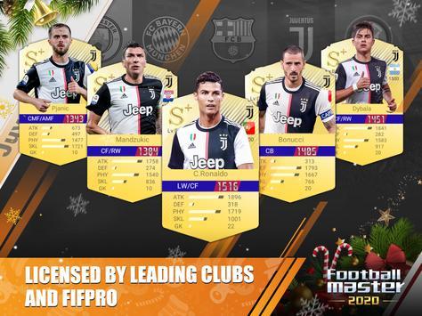 Football Master 2020 imagem de tela 10
