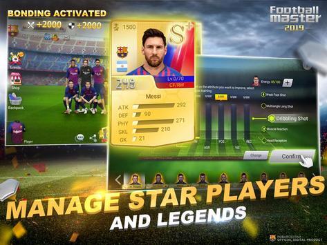 Football Master 2019 screenshot 11