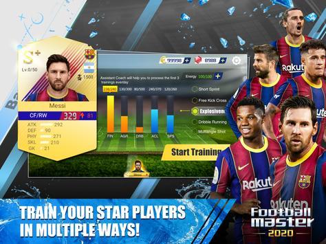 Football Master 2020 captura de pantalla 11