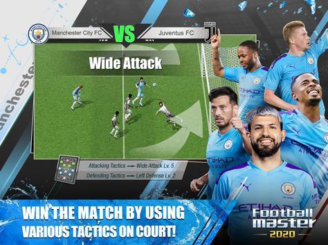 Football Master 2020 स्क्रीनशॉट 13