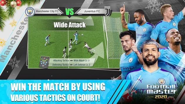 Football Master 2020 imagem de tela 2