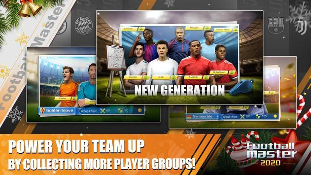 Football Master 2020 imagem de tela 4