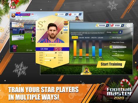 Football Master 2020 imagem de tela 6