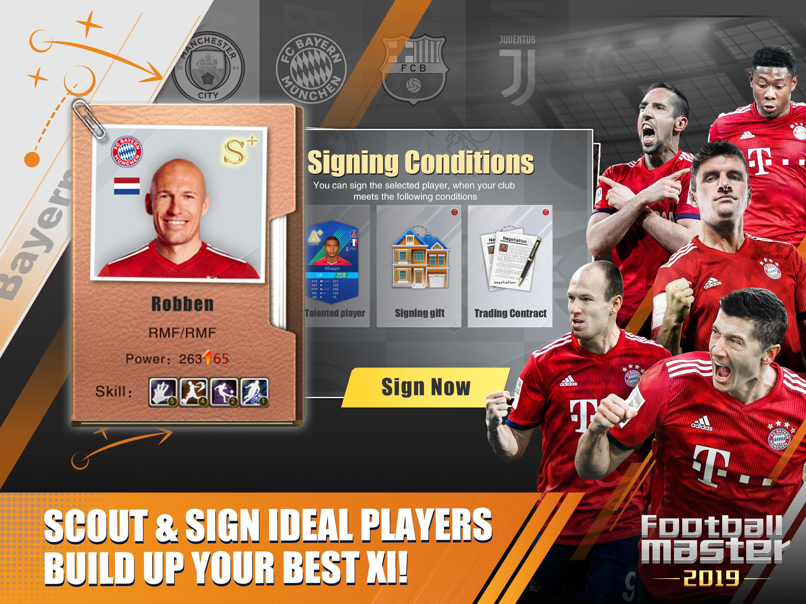 Football Master 2019 for Android - APK Download