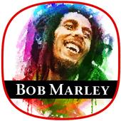 Bob Marley icon