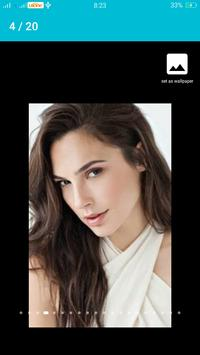 Gal Gadot Wallpaper TOP 20 screenshot 4