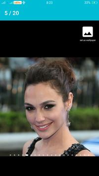 Gal Gadot Wallpaper TOP 20 screenshot 5