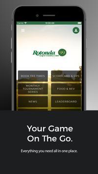 Rotonda Golf poster