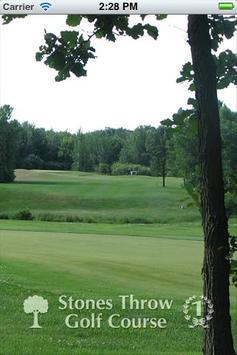 Stones Throw Golf Course poster