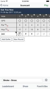 Oaktree Golf Club screenshot 3