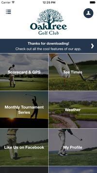 Oaktree Golf Club screenshot 1
