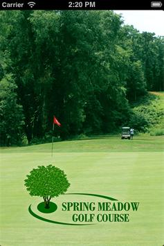 Spring Meadow Golf Course poster