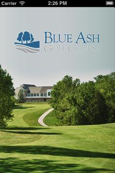 Blue Ash Golf Course poster
