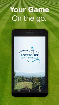 Botetourt Golf and Swim Club poster