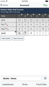 Kedron Dells Golf Club screenshot 3