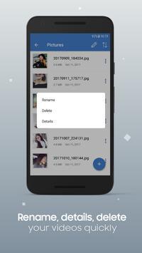 hide photo, video screenshot 5