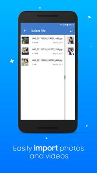 hide photo, video screenshot 9